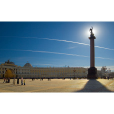 3 day Land Tour  of St. Petersburg - INTENSIVE (29 hours)