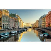 3-х дневный частный тур по Петербургу - основная программа (25 часов)