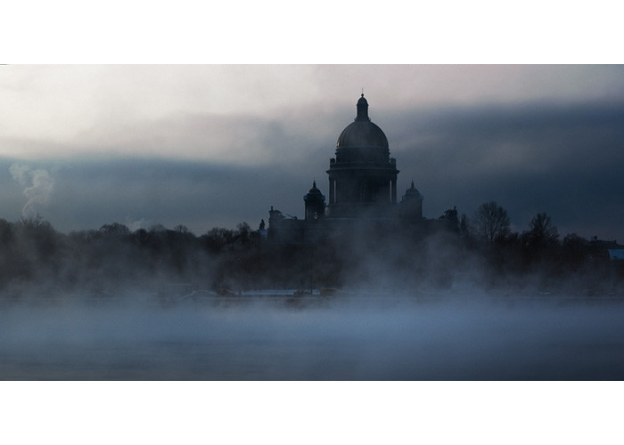 Mysterious St. Petersburg