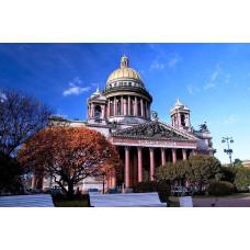 2-х дневный индивидуальный тур по Петербургу - интенсивная программа (23 ч)