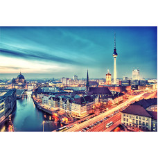 БЕРЛИН - умеренная активность (12 часов)