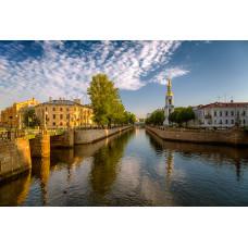 2-дневный Грациозный тур по Санкт-Петербургу - Базовый (15 часов)