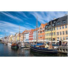 COPENHAGEN - Moderate Activity (4 hours)