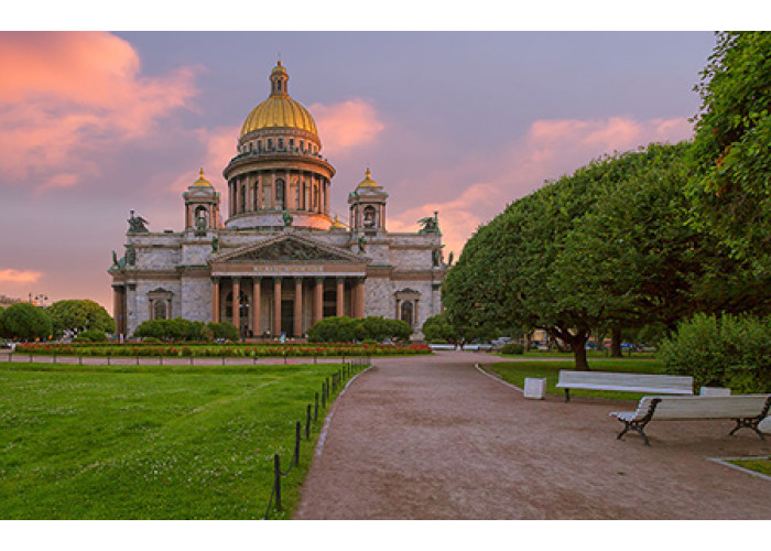 2 day SPECIAL Group Tour St. Petersburg