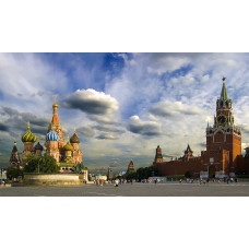 1-дневный тур по Москве (7 ч)