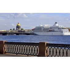 Однодневный Береговой тур по Петербургу - основная программа (10,5 часов)