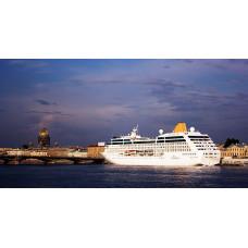 2х-дневный береговой тур по Петербургу - базовая программа (14 часов)