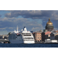3 day Shore Excursion of St. Petersburg - MODERATE (25 hours)