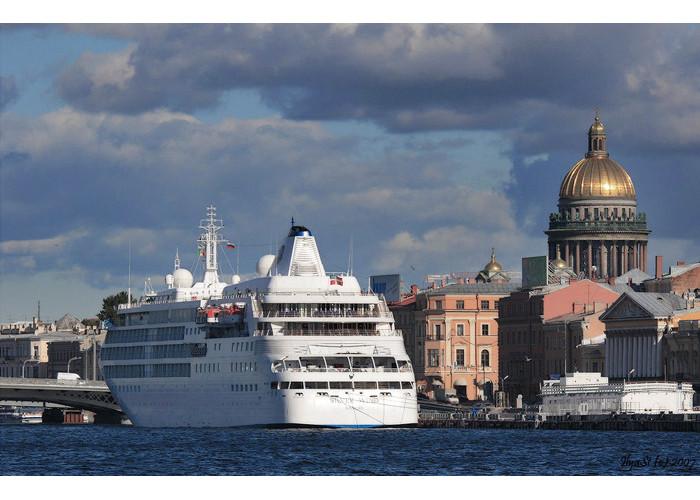 3х-дневный береговой тур по Петербургу - базовая программа (18 часов)