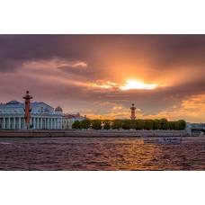 Достопримечательности  + Блокадный Ленинград