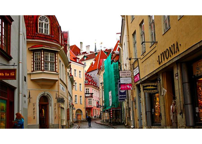 TALLINN - Moderate Activity (5 hours)